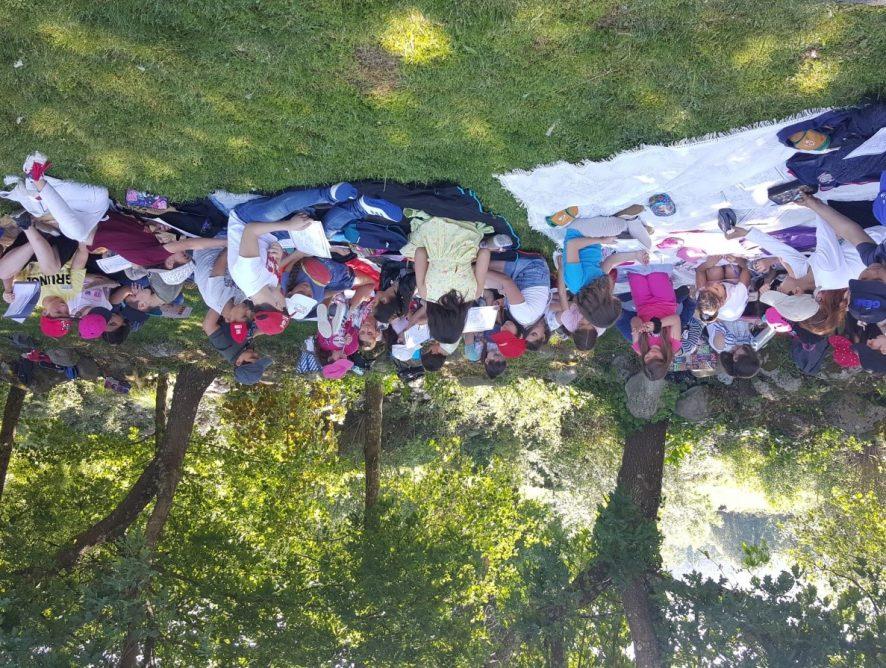 """Atividade """"Dia de Aulas ao Ar Livre"""""""