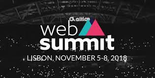 Participação na WebSummit