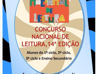 Inscrição na 14ª edição do CNL