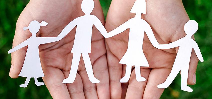 Declaração de atualização do nível de Abono de Família