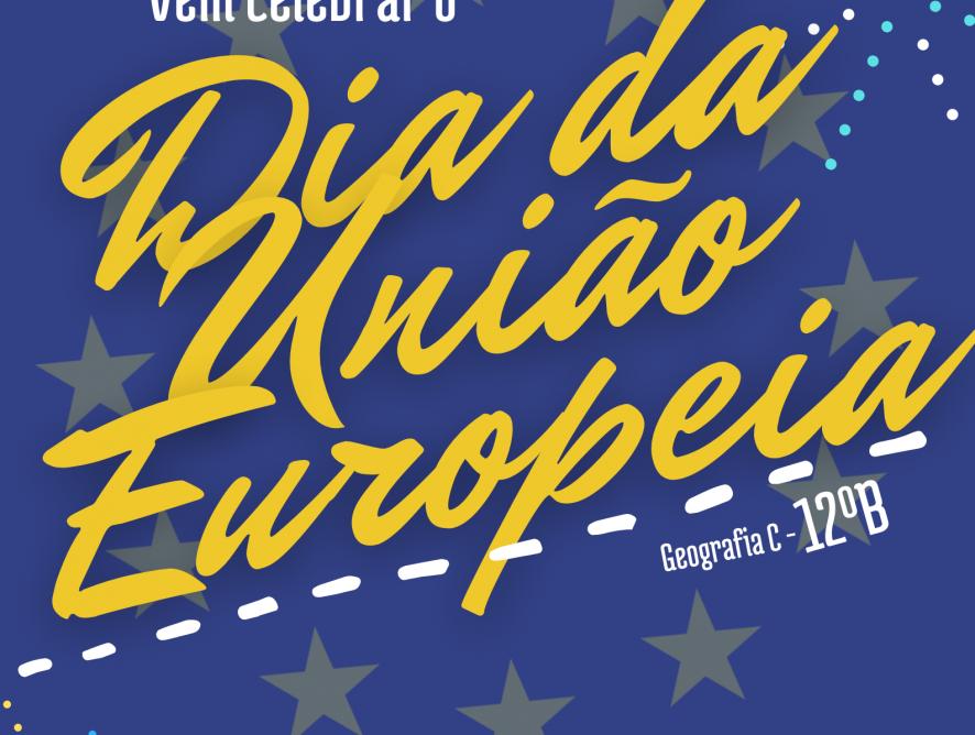 Vídeo para comemoração do Dia da Europa