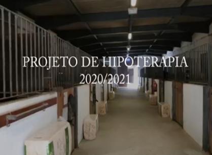 Vídeo do Projeto de Hipoterapia