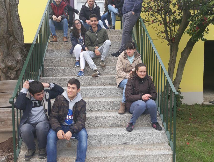 Visita de Estudo à casa de Camilo em São Miguel de Seide