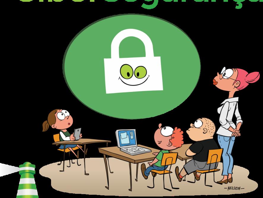 Mês Europeu da Cibersegurança – Campanha nas Escolas