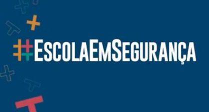 #escolaemsegurança